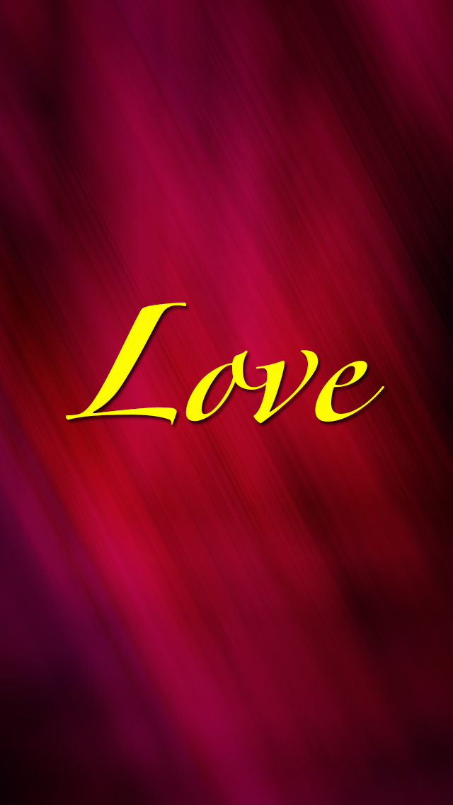 Love-iphone 5 Wallpaper